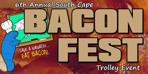 6th Annual BaconFest Trolley Event