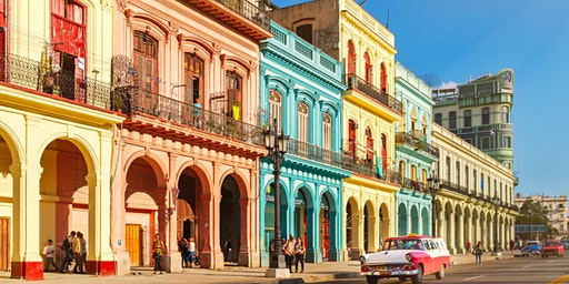 """Wilson College World Travel Film Series - """"Cuba: On the Edge of Discovery"""""""