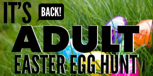 Adult Egg Hunt!