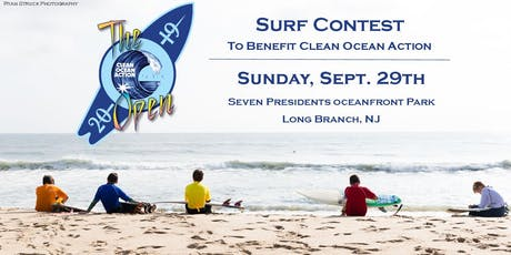 The Clean Ocean Action Open Surf Contest tickets