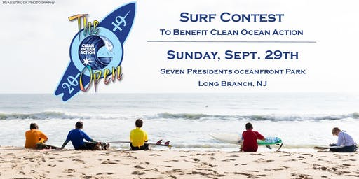 The Clean Ocean Action Open Surf Contest