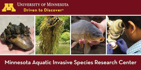 2019 Minnesota Aquatic Invasive Species Research and Management Showcase tickets