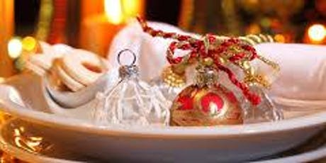 11 December - Christmas Charity Lunch - Your Partnerships Plymouth Lunch tickets