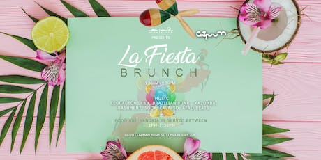 La Fiesta Brunch tickets