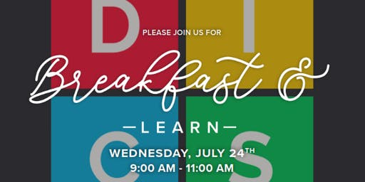 Breakfast & Learn Disc Profile: Know How to Close your Client