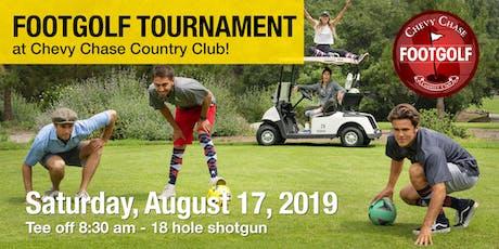 FootGolf Tournament tickets