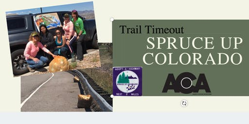 Trail Timeout - Spruce up Colorado with Always Choose Adventures