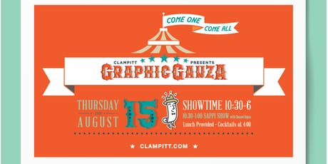 Clampitt Graphic-Ganza // Sappi Road Show tickets