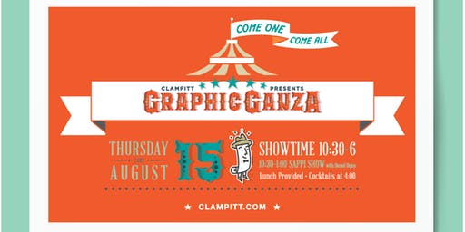 Clampitt Graphic-Ganza // Sappi Road Show