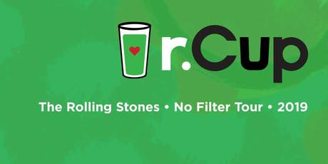 r.Cup & Rolling Stones (Houston) No Filter Tour  Volunteer Opportunity tickets