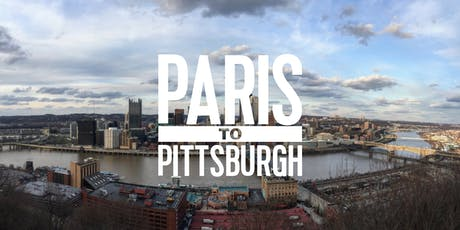 Screening of Paris to Pittsburgh tickets