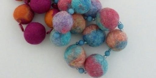 Felted Bead Workshop