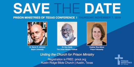 2019 Prison Ministries Conference