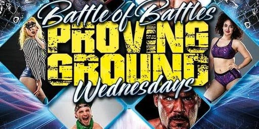 ACW Proving Ground! The Opportunity Knocks Gauntlet!