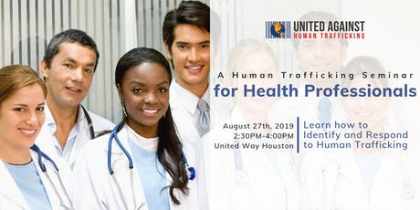 Human Trafficking and Health Professionals: Look Beneath the Surface and HEAR Your Patients tickets