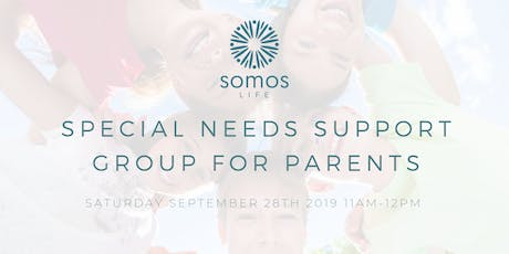 Special Needs Support Group for Parents tickets