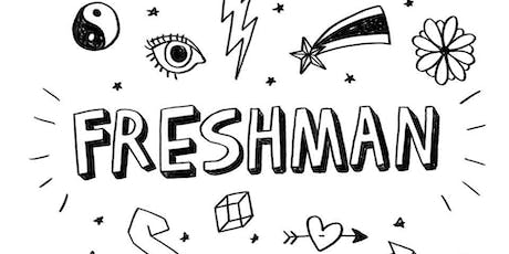 Freshman: A Show About Your Terrible Early Art- August tickets