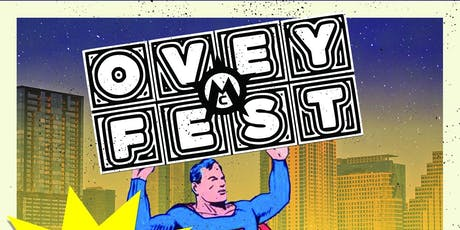 OVEY FEST: Benefiting the Donnell Robinson Foundation tickets