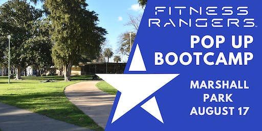Fitness Rangers Pop Up Bootcamp: Marshall Park