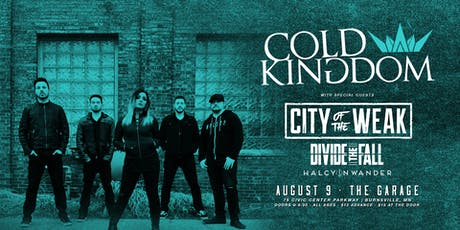 Cold Kingdom tickets