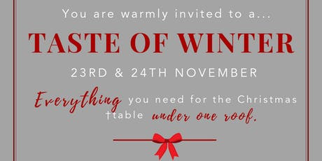 Taste of Winter tickets