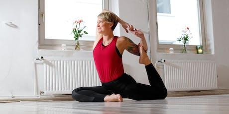 Yoga mit Steffi Tickets