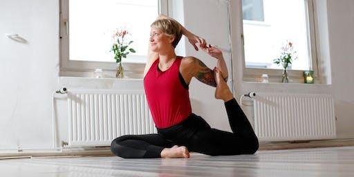 Yoga mit Steffi