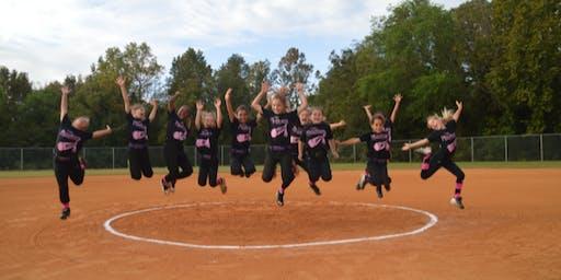 2019 Lady Phantoms 4th Annual Free Softball Clinic for girls 6 - 16
