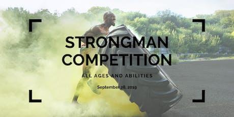 Blair County Strongman tickets