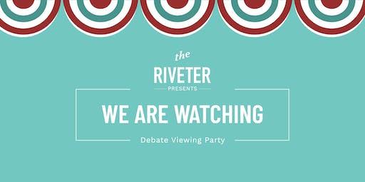 Minneapolis is Watching: Debate Viewing Party
