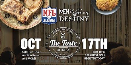 Taste of India tickets