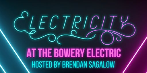 ELECTRICITY COMEDY SHOW! FREE SHOW, HAPPY HOUR DRINK SPECIALS ALL SHOW LONG