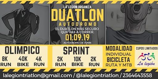 Duatlon La Legion - Autodromo de Junin