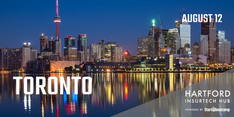 Toronto FastTrack - Hartford InsurTech Hub powered by Startupbootcamp  tickets