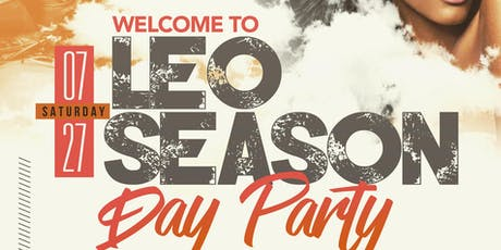 Welcome to Leo Season Day party Summer 19@ Blue Olive Ballantyne tickets