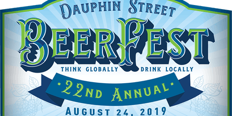 Dauphin Street BeerFest Starting at Willie's Place tickets