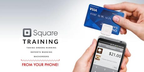 Square Training for PR Consultants tickets