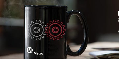 "Metro Connect Coffee & Conversations Workshop II:  ""RFP On The Street Now What?"" tickets"