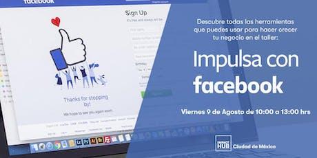 Impulsa con Facebook entradas
