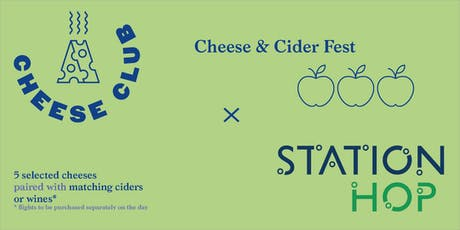 Cheese Club MCR - Cheese & Cider Fest tickets