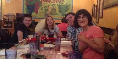 Youth for Youth: Dinner with Friends