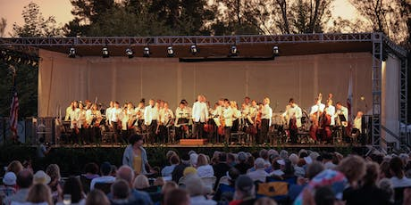 FREE! Pacific Symphony: Symphony in the Cities tickets