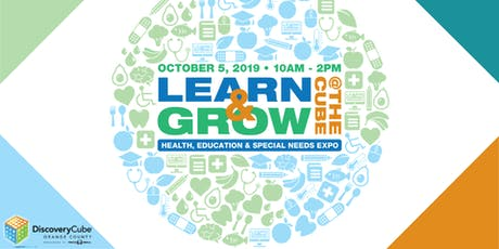Parenting OC presents the Learn & Grow Expo! tickets