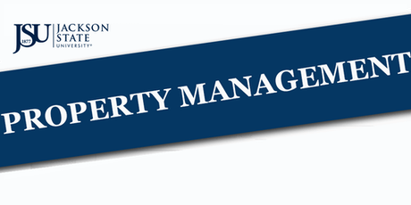 JSU Property Management Policies & Procedures tickets