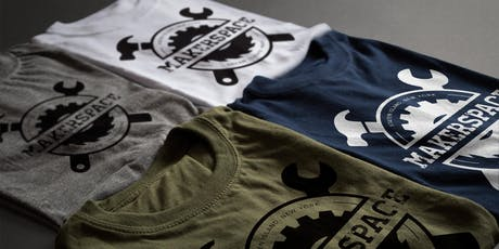 Introduction to T-Shirt Screen Printing tickets
