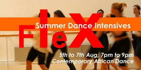 Flex Contemporary African Dance Intensive tickets