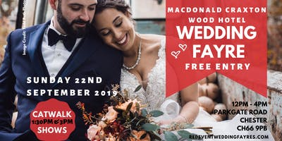Wirral Wedding Fair at Macdonald Craxton Wood Hotel & Spa