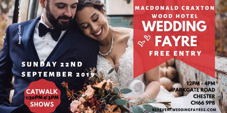 Wirral Wedding Fair at Macdonald Craxton Wood Hotel & Spa tickets