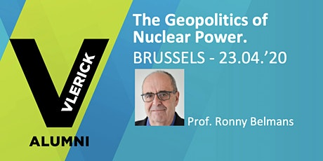 The Geopolitics of Nuclear Power. tickets