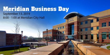 Meridian Business Day 2019 tickets